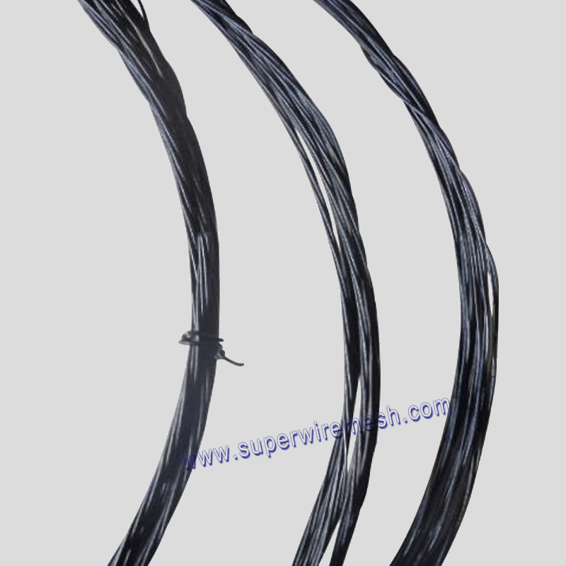 Black Annealed Twisted Wire
