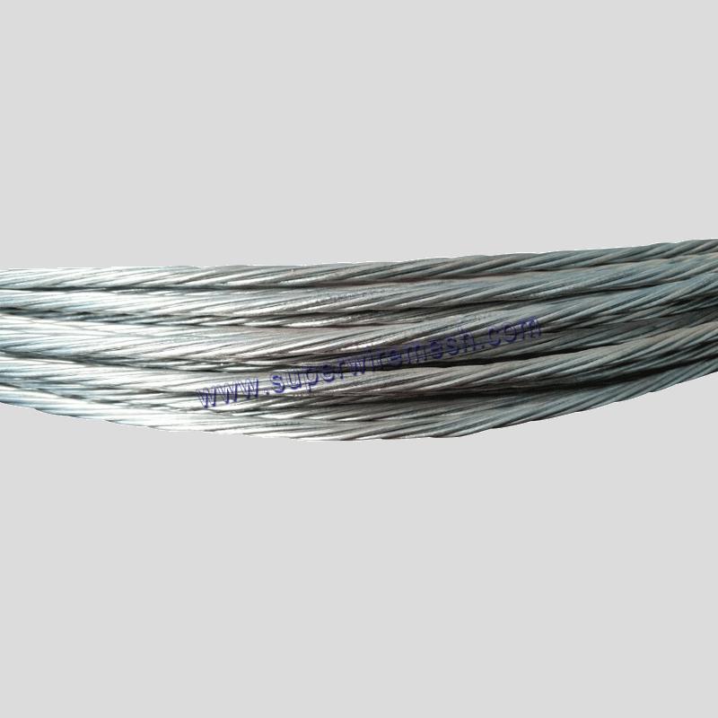 Galvanized Twisted Wire