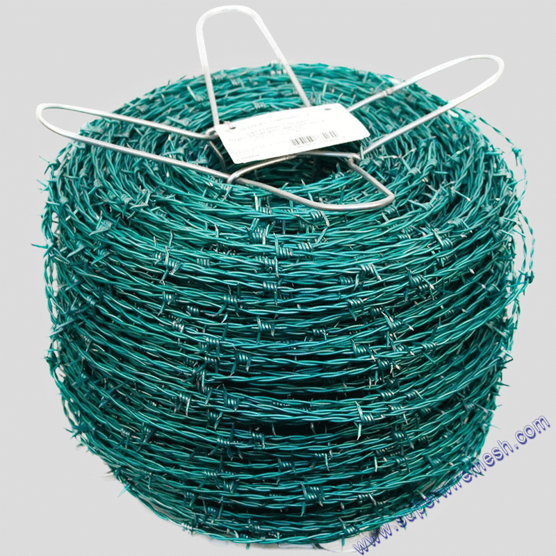 pvc-coated-barbed-wire